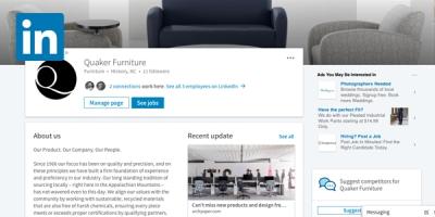 LinkedIn screenshot L